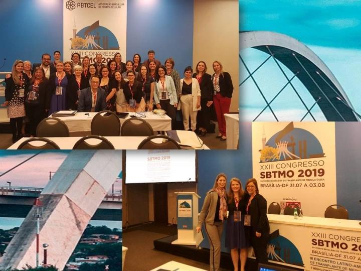 Participação da BIO SANA'S no IV Encontro de Gerenciadores de Dados em Transplante de Medula Óssea (TMO)