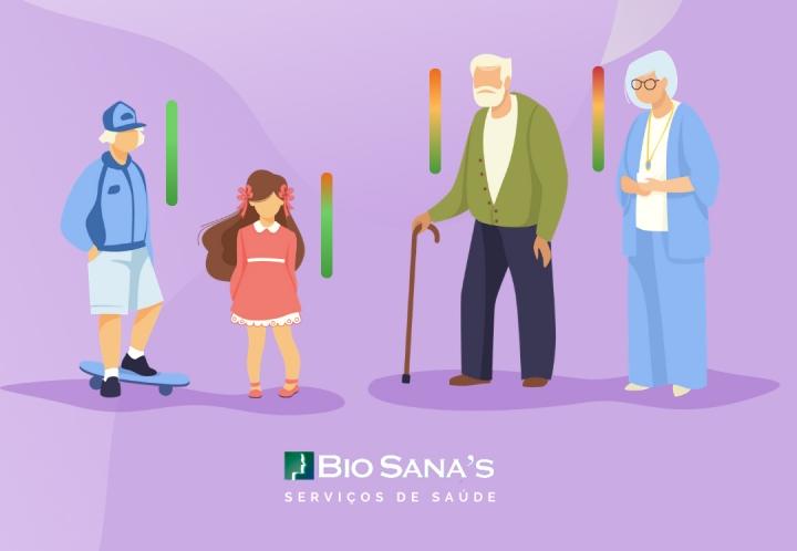 Mitos e verdades sobre a imunidade dos idosos