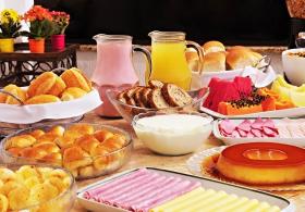 Bons alimentos para o café da manhã