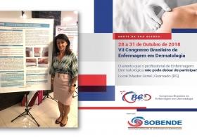 BIO SANA'S participa do 7º Congresso Brasileiro em Dermatologia