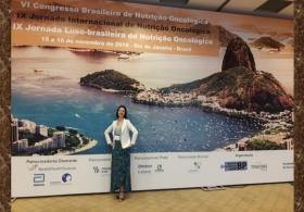 Participação da BIO SANA'S no Congresso de Nutrição Oncológica