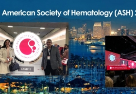 Equipe de TMO (transplante de medula óssea) participou do ASH 2018 e fará discussão dos principais temas em reunião científica