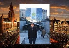 A equipe de Hematologia e Transplante de Medula Óssea da BIO SANA'S participa do ISICEM na Bélgica