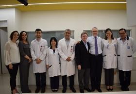Inauguração da UTI de Transplante de Medula Óssea do Hospital IBCC Oncologia