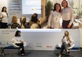 BIO SANA'S participa do Primeiro Encontro de Prevenção e Controle de Infecção de Enfermagem Neonatal