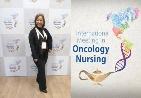 Participação da BIO SANA'S no I International Meeting in Oncology Nursing