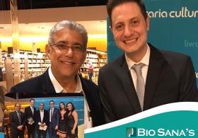 Equipe de Transplante de Medula Óssea da BIO SANA'S e IBCC participa do Lançamento do Livro Direito Médico (Temas Atuais)