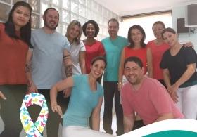 A equipe da BIO SANA'S apoiaa Campanha de Conscientizaçãoda Epidermólise Bolhosa