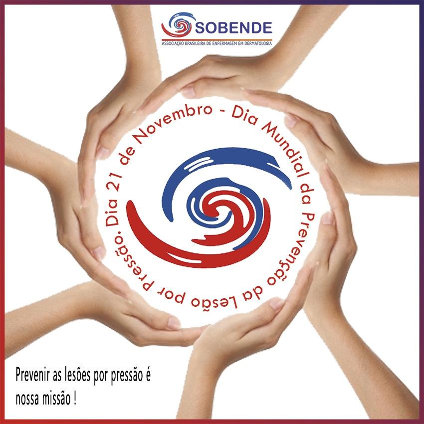 21 de Novembro, Dia Mundial da Prevenção da Lesão por Pressão