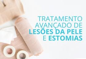 Tratamento Avançado de Lesões da Pele e Estomias