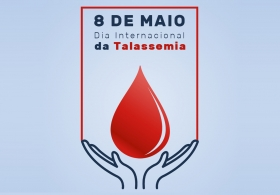 8 de Maio - Dia Internacional da Talassemia