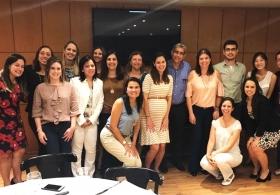 """Equipe médica e de enfermagem da BIO SANA'S e do IBCC participaram da palestra """"Seguimento imunológico do paciente pós-transplante"""""""