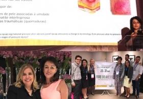 III Congresso Brasileiro de Tratamento Avançado de Feridas da SOBRATAFE simultâneo ao II International Meeting SOBRATAFE on Advance Wound Care