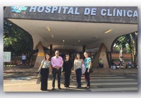 Equipe de transplante de medula óssea da BIO SANA'S e IBCC participou da reunião educacional da SBTMO – Sociedade Brasileira de Transplante de Medula Óssea