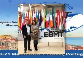 Equipe Médica da BIO SANA`S e IBCC participa do EBMT 2018