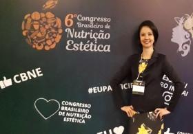 BIO SANA'S participa do 6º Congresso Brasileiro de Nutrição Estética em Curitiba