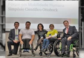 Participação da BIO SANA'S no Fórum em Mobilidade Humana - Simpósio Científico Ottobock