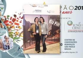 Equipe da BIO SANA'S participa no Ganepão 2018
